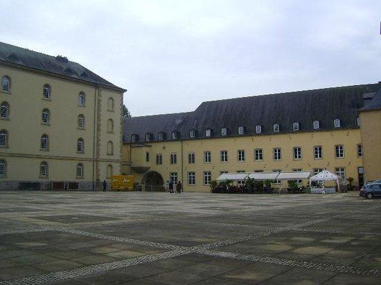 Centre Culturel de Rencontre Abbaye de Neumûnster : Abadia de Neumünster, Ciudad de Luxemburgo, Luxemburgo.