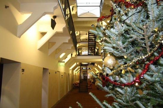 Hotel Katajanokka: The Hall
