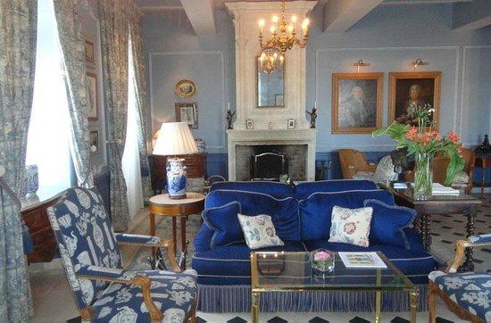 Hotel de Toiras : lounge