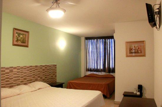 Caribe Hotel : Habitación Doble