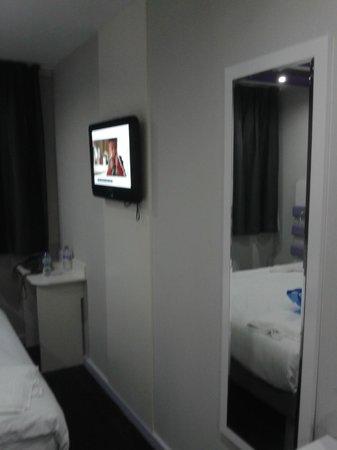 Best Western London Peckham Hotel: vista camera