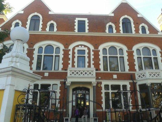 Best Western London Peckham Hotel: ingresso hotel