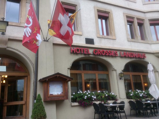 Saanen - Hotel Landhaus