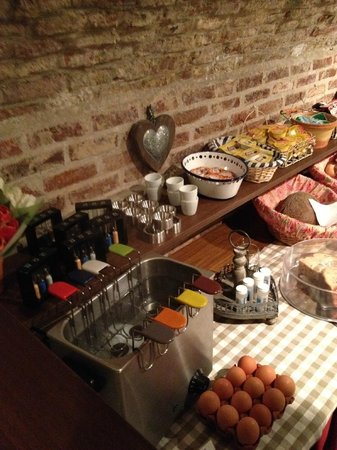Hotel Malleberg: Breakfast buffet 2