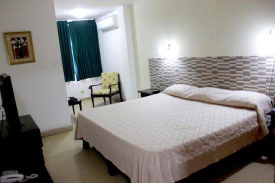Caribe Hotel : Habitación Sencilla