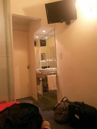 Hotel Arcos: habitacion single
