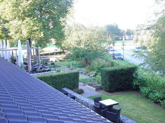 Hotel de Sterrenberg: View from Room