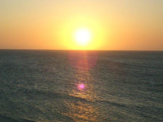 Jericoacoara Beach : Por do sol de Jeri!!