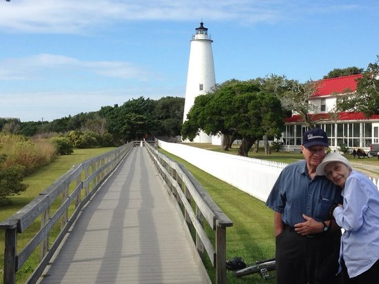 Ocracoke Harbor Inn: This is why we came here!