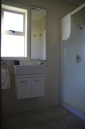 Plateau Lodge: En suite bathroom