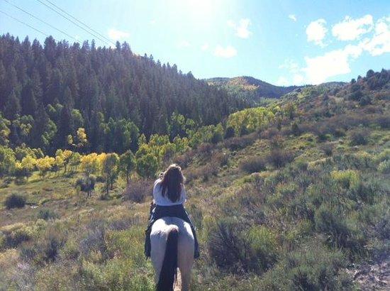 The Lodge & Spa at Cordillera: riding