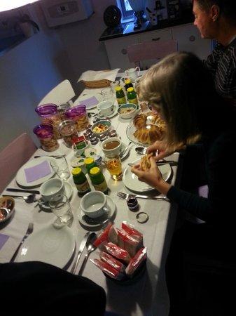 Il Giardino di Giulia : Breakfast!