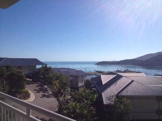 Peppers Airlie Beach: Beautiful views!