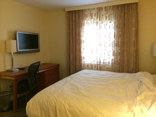 HYATT house Boston/Waltham : Bedroom 2