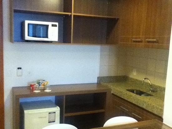 Nobile Suite Monumental: cozinha