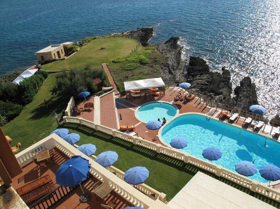 Villa Las Tronas Hotel  & Spa: Beautiful pool and grounds