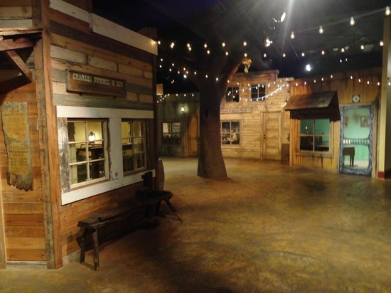 The Buckhorn Saloon and Texas Ranger Museum: Inside Museum