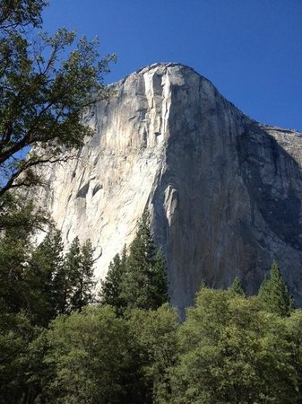 Discover Yosemite: Watched The Climbers Through Binoculars!