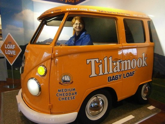 Tillamook Creamery: The Baby Loaf Truck