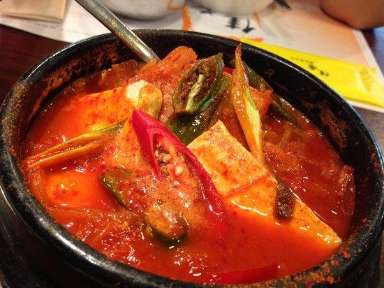 Gahyo: Kimchi jigae