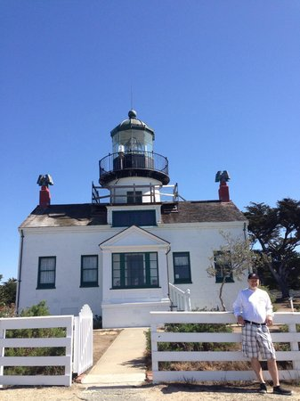 Point Pinos Lighthouse : Lighthouse