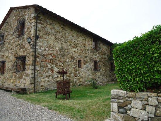 Hotel Colle Etrusco Salivolpi: Tuscan charm
