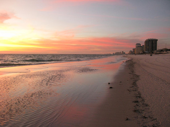 Panama City Dive Center: Panama City Beach Sunset to finish off your day