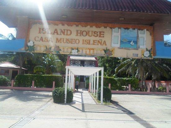Casa Museo Isleña  : Entrada