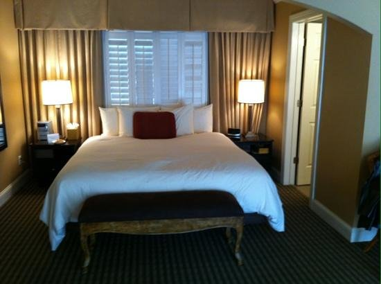 East Canyon Hotel and Spa: room 8