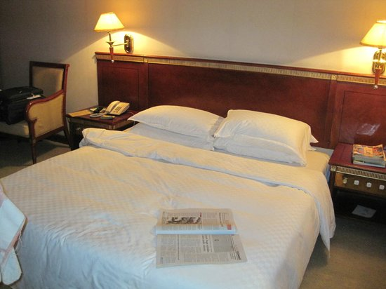 Dongyue Hotel - Deluxe rooms