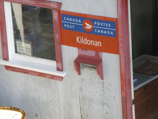 Lady Rose Marine Services: Kildonan floating Post Office