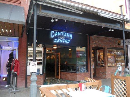 Cantina Del Centro: Entrance.