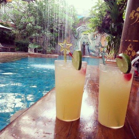 Sawasdee Village: cocktails