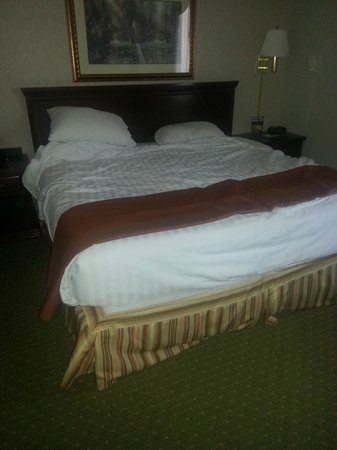 Drury Inn & Suites St. Louis Fenton: Separate bedroom in suite