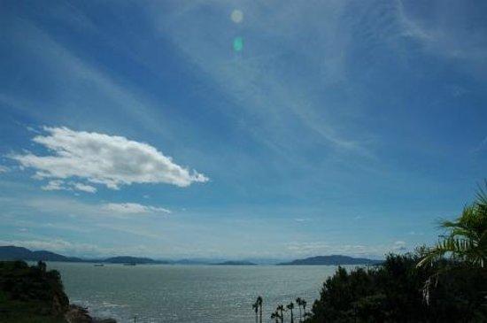 Pension Kuroshiomaru : テラスからの風景