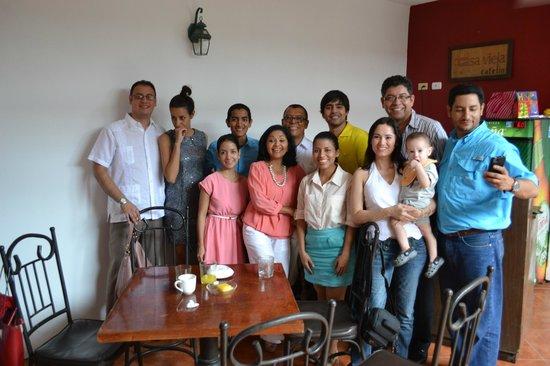 Casa Vieja Restaurante: clientes