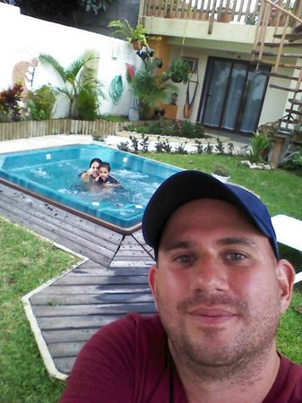 Hotel Casa Alegre / Posada Nena: PROVOCA QUEDARSE MAS TIEMPO
