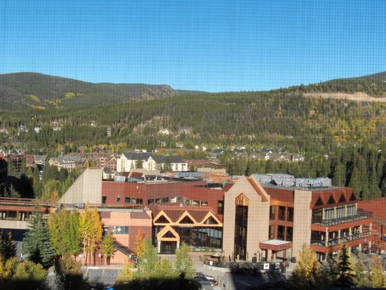 Beaver Run Resort and Conference Center : View of Beaver Run from Bldg. 4