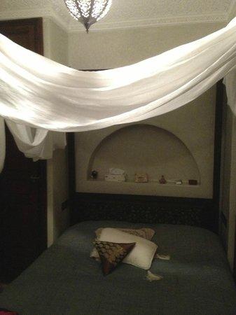 Riad Atman : Bedroom
