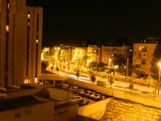 Ramada Jerusalem: Visão da cidade