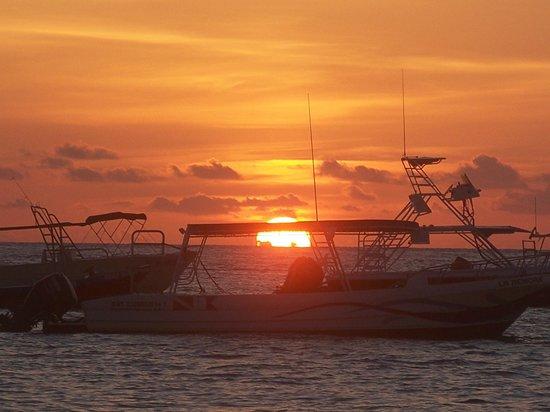 The Reef Coco Beach: levee de soleil