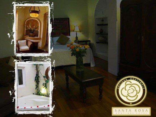 Casa Santa Rosa Hotel Boutique: Suite Fucsia 6