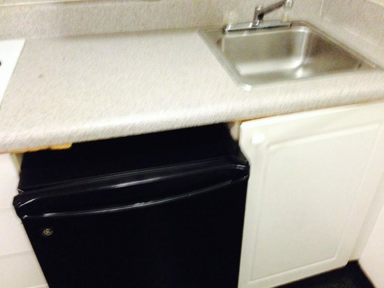 Savannah Suites Atlanta: kitchen fixtures