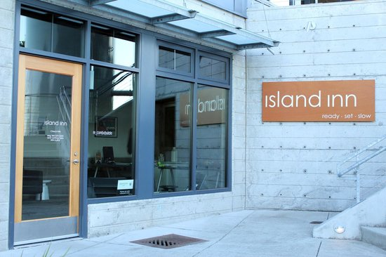 The Island Inn at 123 West: Sweet 1