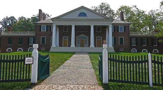 James Madison's Montpelier: Doorowl for Montpelier