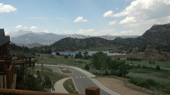 Mary's Lake Lodge Mountain Resort and Condos: view from our deck