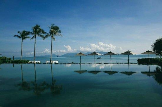 Hansar Samui Resort : pool view