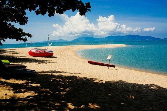 W Koh Samui: Beach