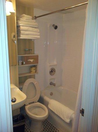 The Roosevelt Hotel: banheiro