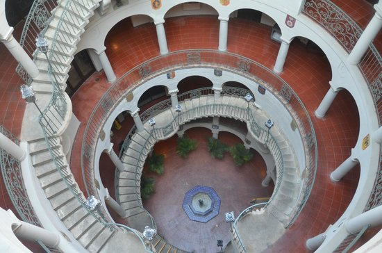 The Mission Inn Hotel and Spa: One of the lovely features of the property